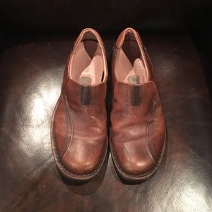 Classic Clarks Loafers - nice detail